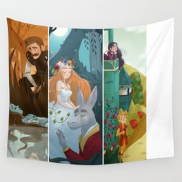 Shakespeare Wall Tapestry