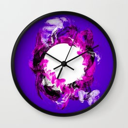 In Circle - III Wall Clock