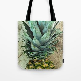 Pineapple Portrait Tote Bag