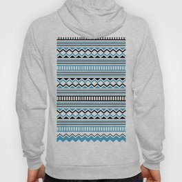 Tribal Scarf Hoody