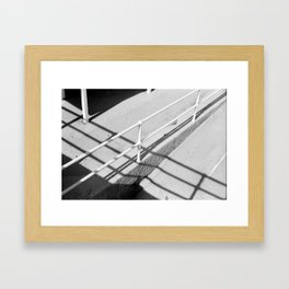 wwwwwwsteel Framed Art Print