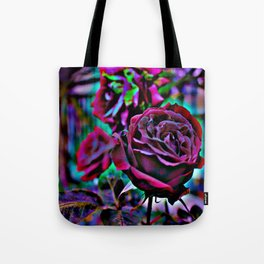 realistic in an unrealistic way Tote Bag