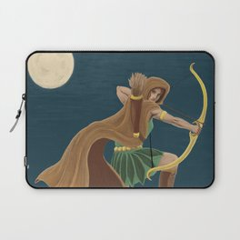 By the Light of the Moon Laptop Sleeve