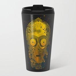 C3PO Splash Travel Mug