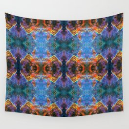 Cloudy Relief Wall Tapestry