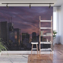 Summer in the 6ix Wall Mural