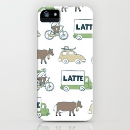 Winter Holidays iPhone Case