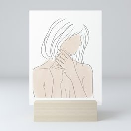 Daydreaming Mini Art Print