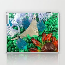 Lost in gummy space Laptop & iPad Skin