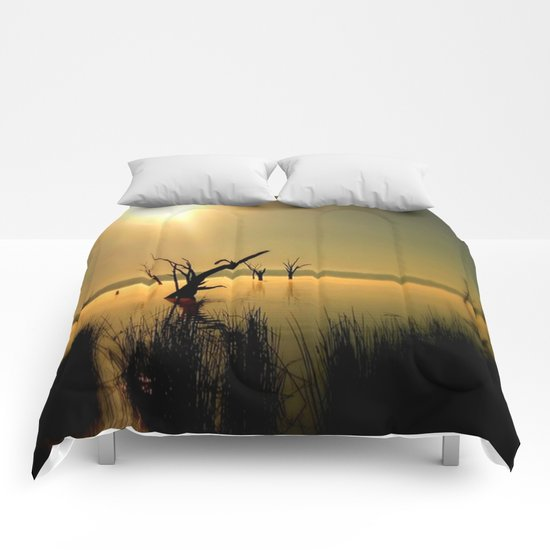 Sun Worshipper  Comforters