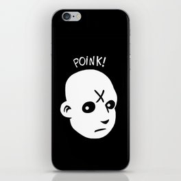 POINK iPhone Skin