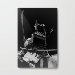 Tomoe Gozen Metal Print