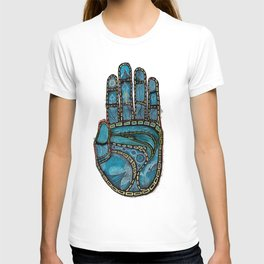 The Hand Of (Free)Time T-shirt
