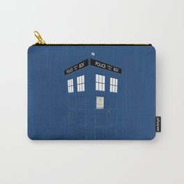 Tardis Blue Carry-All Pouch
