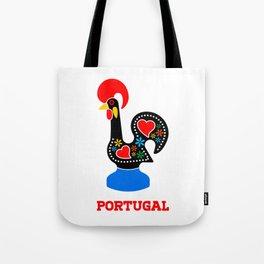 Galo de Barcelos - Barcelos Rooster Tote Bag