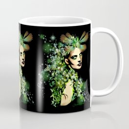 The Elementals - Akka the Earth Mother Coffee Mug