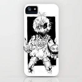 Chica Bird iPhone Case