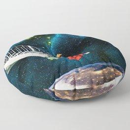 Nail-Biting Edge Floor Pillow