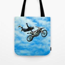 Sky High Tote Bag