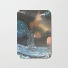 Space Lake Bath Mat