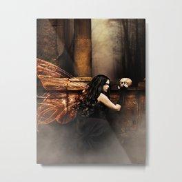 Yorick's Fairy  Metal Print