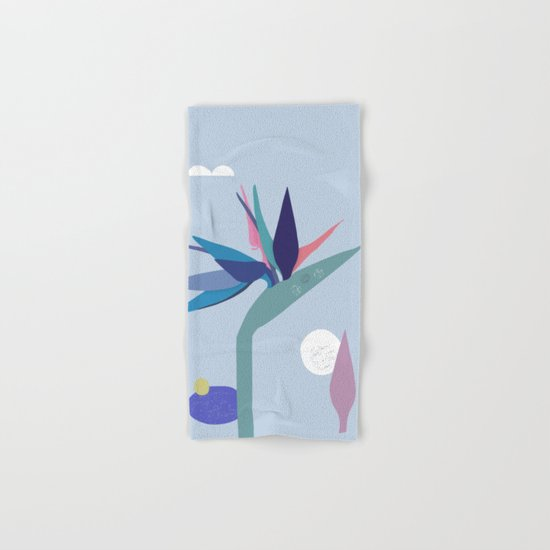 Return from Paradise Hand & Bath Towel