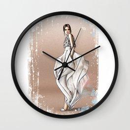 Ashi Studio - Couture Wall Clock