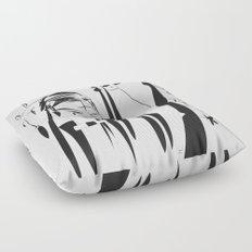 Bells - Emilie Record Floor Pillow