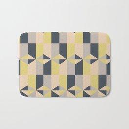 Tile Blocks Bath Mat