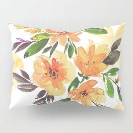 """Floral bouquet """"Felicity"""" Pillow Sham"""