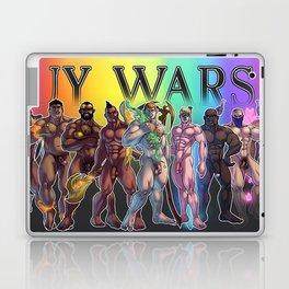 Guy Wars 2 Lineup Laptop & iPad Skin