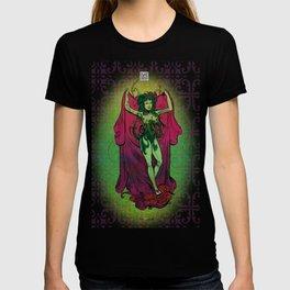 Bloom: An Awakening - Emerald Grand Ivy Rose T-shirt