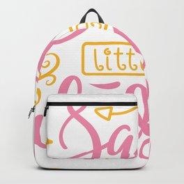 Sassy Little Lassie Backpack