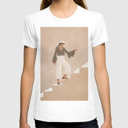 Stepping Up T-shirt