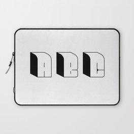 ABC Laptop Sleeve