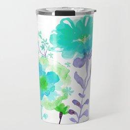 Grandma's Garden Travel Mug