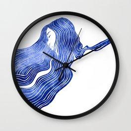 Nereid XIV Wall Clock