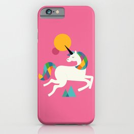 To be a unicorn iPhone Case