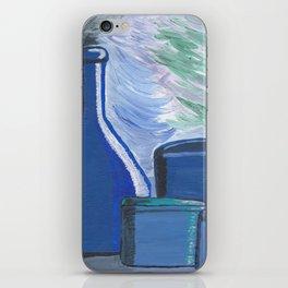 Blue Rhapsody Shadow World iPhone Skin