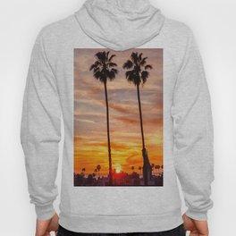 Santa Monica Sunset Hoody