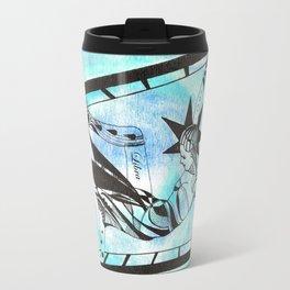 Libra - Zodiac signs series Travel Mug