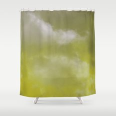 Grace yellow version Shower Curtain