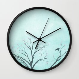 Songs of Spring Wall Clock