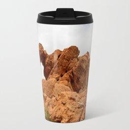 Elephant Rock - Valley of Fire Travel Mug