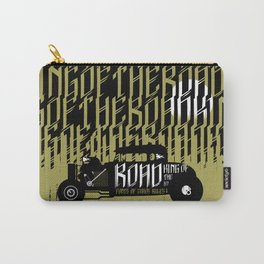 Signs of Faith - King of the Road Carry-All Pouch