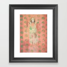 Eva Framed Art Print
