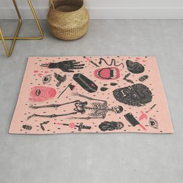 Whole Lotta Horror Rug