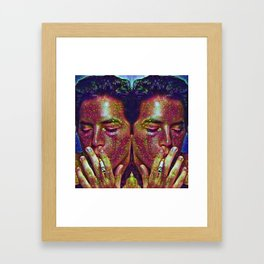 Spark Cole Framed Art Print