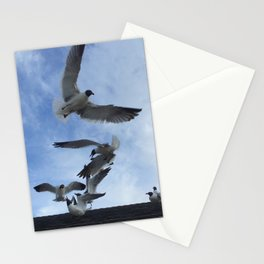 Dance of the Sea Gulls Stationery Cards