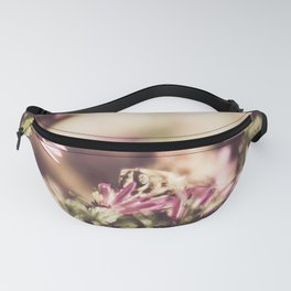 Autumn Bee Fanny Pack
